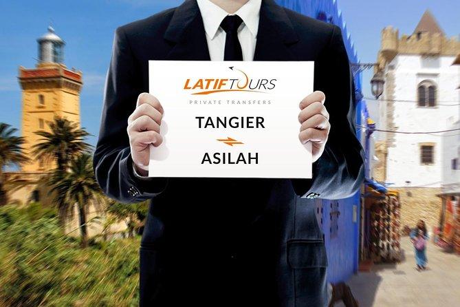 Private Transfer : Tangier ⇆ Asilah