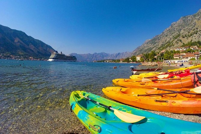 Kotor Kayak Trip