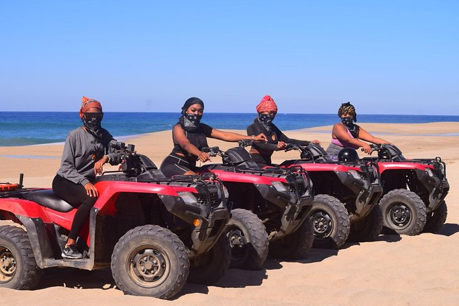 Cabo Candelaria Village Adventure (Single ATV)