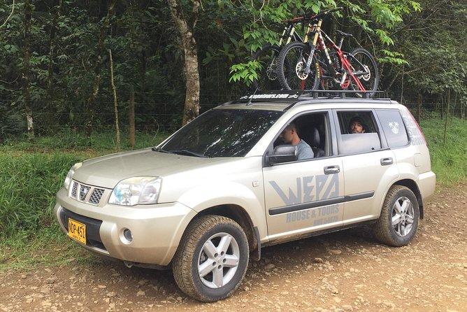 Bike Trip Cordillera Occidental Cali