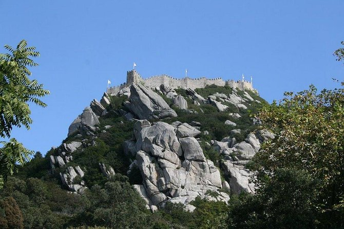 Private Tour Full Day to Sintra, Roca Cape and Cascais