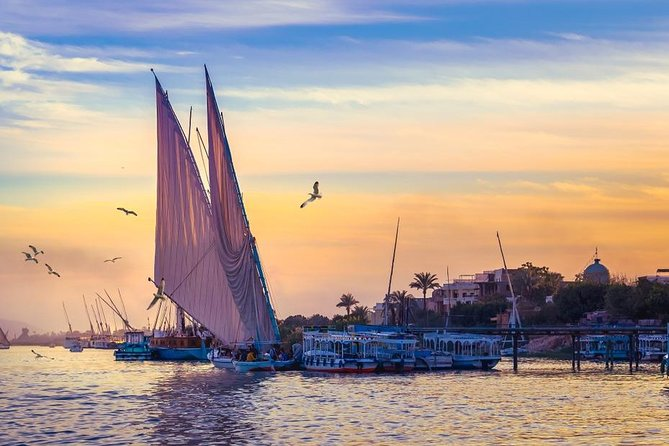 Full Day Tour From Hurghada To Luxor
