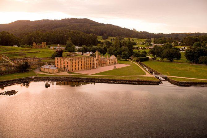 Hobart to Port Arthur Day Tour: Included Harbour Cruise & Guided Site Walk