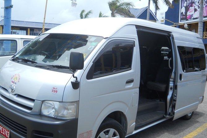 Ocean Coral Spring Airport Transfer