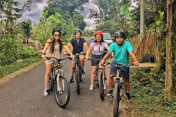 Bali Natural Ubud Cycling Tour