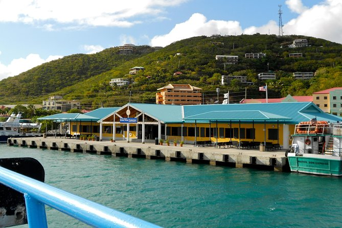 VI Top Taxi and Tours - St. Thomas - Airport Transfer to Red Hook Ferry