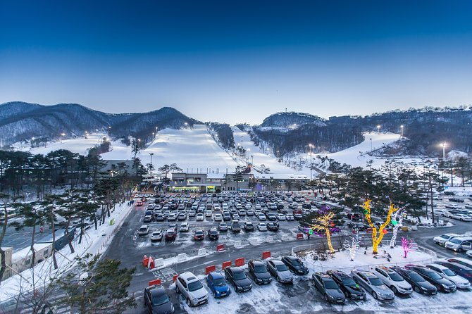 Best of the Snow Tour (Jisan Resort)