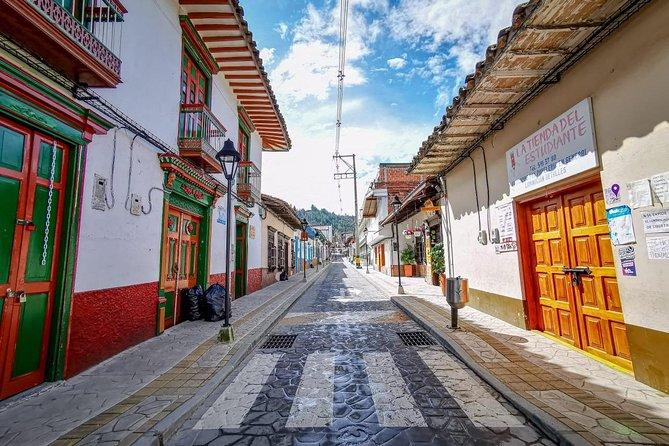 Visit El Retiro Town & Tequendamita Waterfall