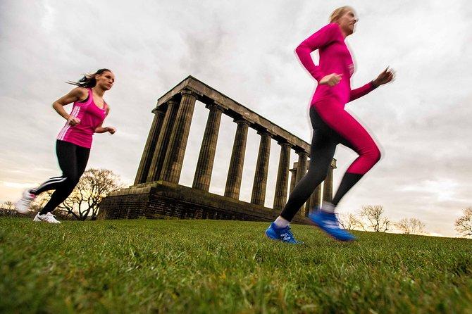 Panoramic Running Tour of Edinburgh