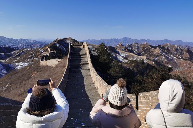 Private Jingshanling Great Wall Tour including Lunch