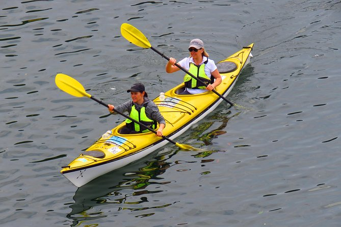 1 Hour Rental Deluxe Double Sea Kayak photo 6