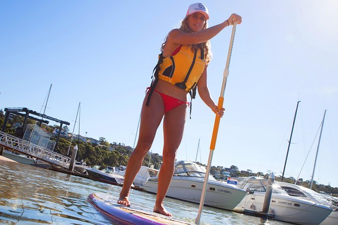 1 Hour Stand Up Paddle Board Rental