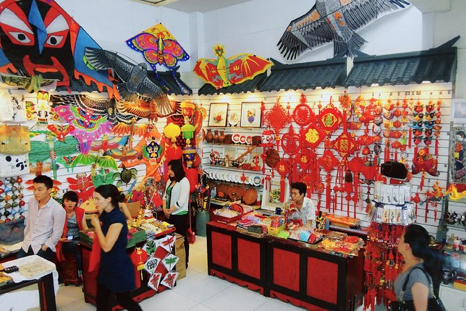 Private Beijing Shopping and Culture Day Tour including Panjiayuan Market