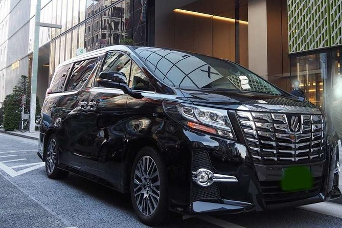 Private arrival Transfer from Osaka Itami Airport(ITM) to central Osaka city
