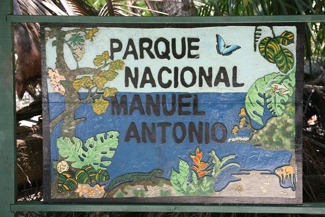 Manuel Antonio National Park Guided Tour