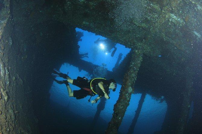 USAT Liberty Shipwreck Scuba Diving Adventure