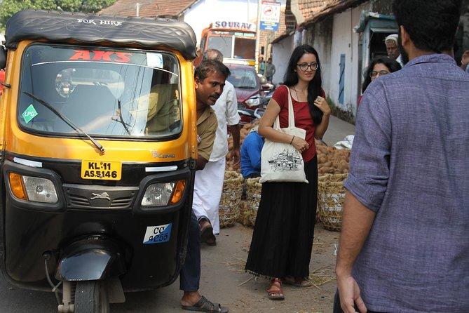 Tuk Tuk Tour in Calicut with Storyteller by Tyndis