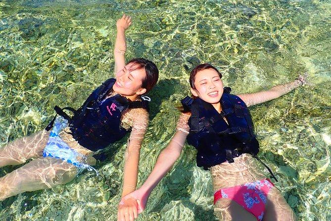 [Okinawa Iriomote] Snorkeling Tour at Coral Island