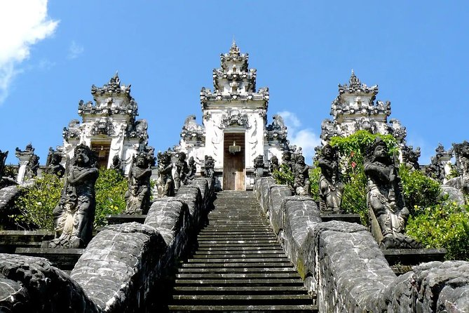 Bali best Destination - Lempuyang Temple Heaven Gate Full Day Tour