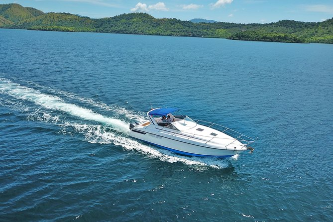 All inclusive Coron Island Hopping: Private Yacht