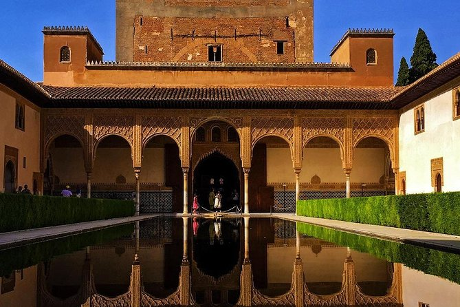 Granada & Alhambra Premium : Full Alhambra Comlex + Nasrid Palaces Guided Tour photo 6