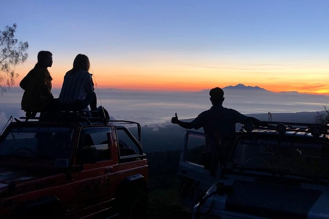 Mount Batur Sunrise Experience by 4WD Jeep