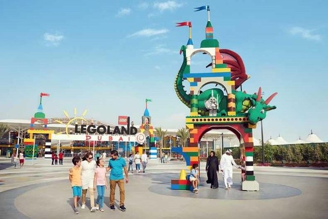 LEGOLAND Dubai Theme Park (Ticket)