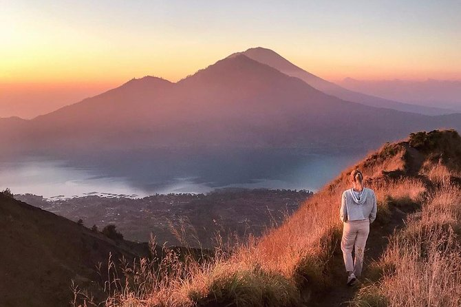 Mount Batur Trekking & Natural Hot Spring (Private Tour)