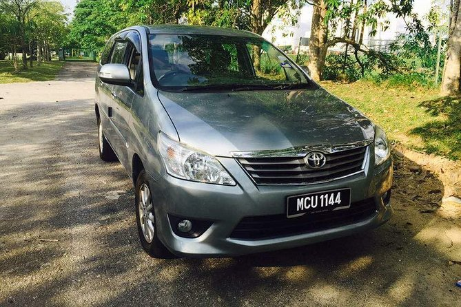 Private Transfer: Penang International Airport to or from Hotel