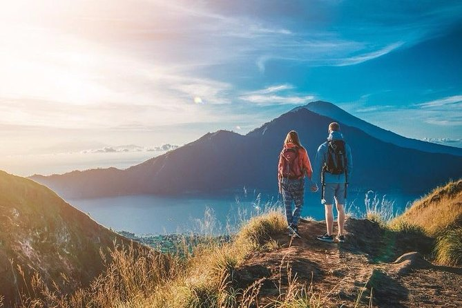 Mt Batur Sunrise Trekking & Hidden Waterfall Tour