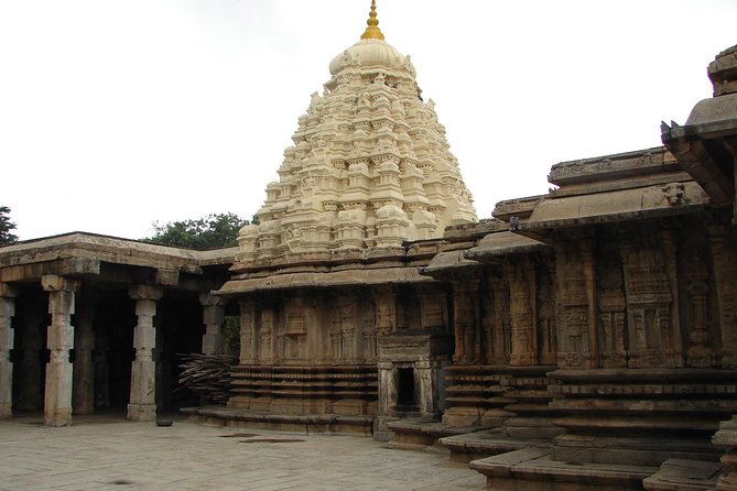 Cursed Talakadu temples and Somnathpur from Bangalore