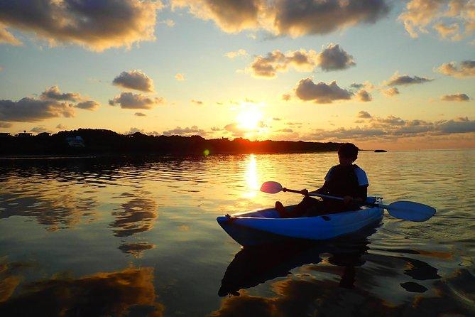 [Okinawa Iriomote] Sunrise SUP/Canoe Tour in Iriomote Island