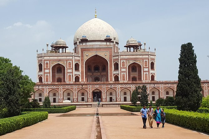 Private Old And New Delhi City Best Of Tour In 8 Hours photo 8