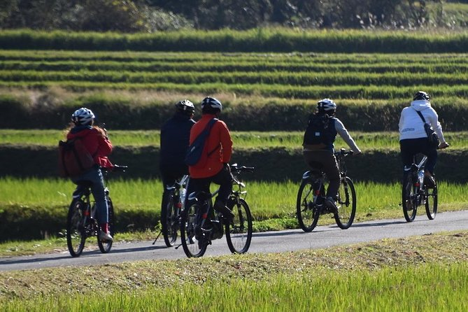 Countryside Cycling Tour With A Hiroshima Travel Buddy