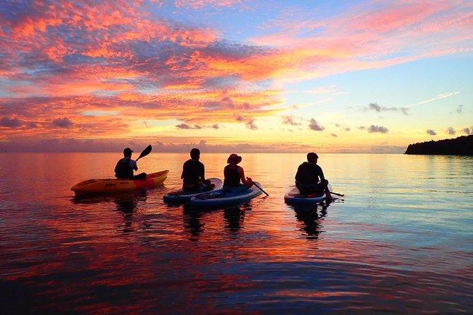 [Okinawa Iriomote] Sunset SUP/Canoe Tour in Iriomote Island