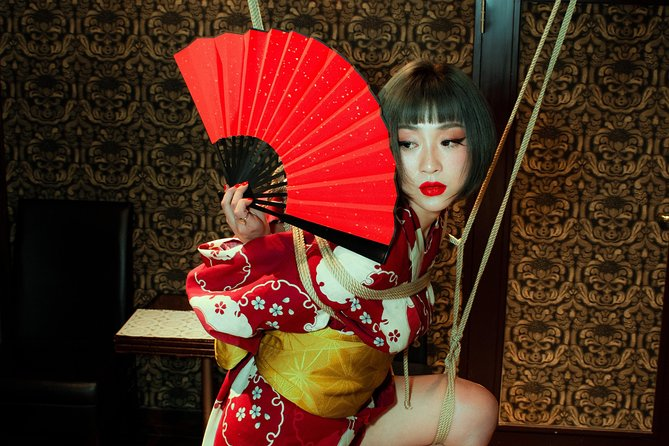 Japanese-inspired Themed Photoshoot in Tokyo