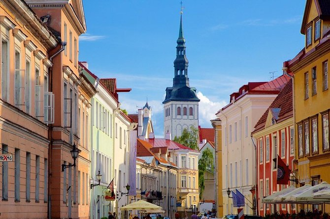 Private Tour: All-Highlights of Tallinn