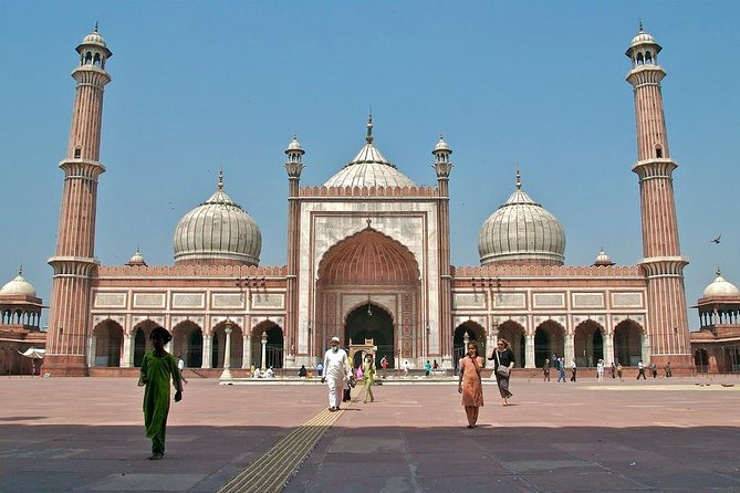 Agra Walking And Tasting Guided Tour