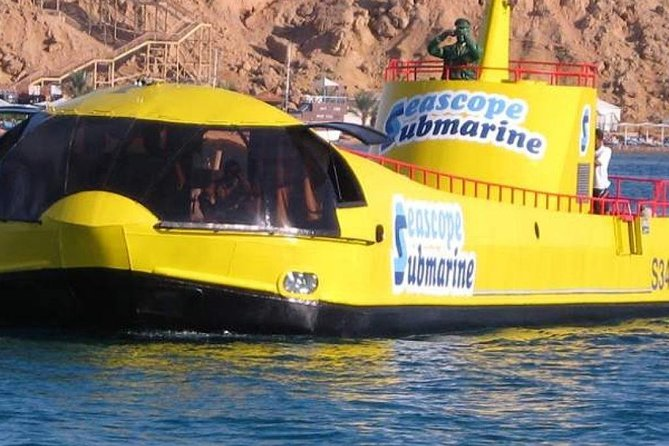 From Hurghada: 2-Hour Trip by Semi-Submarine photo 4