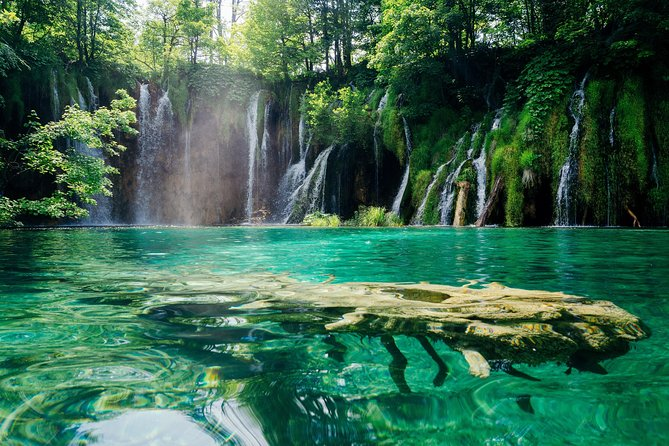 Plitvice Lakes & Rastoke, Private VIP Tour from Zagreb, For Group Up To 4.