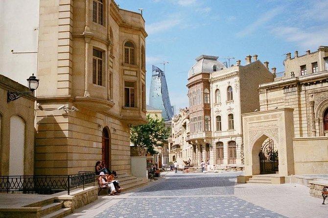 Old City Tour (Baku, Azerbaijan)