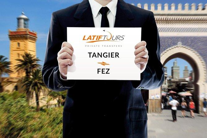 Private Transfer : Tangier ⇆ Fez