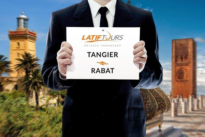 Private Transfer : Tangier ⇆ Rabat