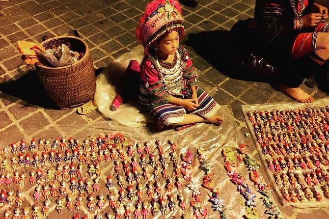 Sapa Villages trekking 2 Days Tour from Hanoi: Limousine bus & 3 star hotels