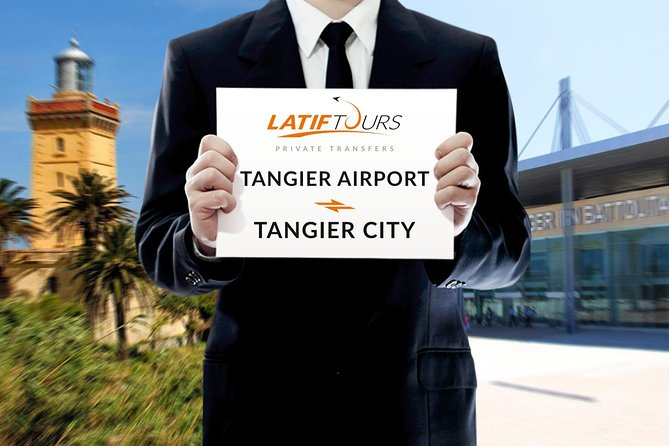 Private Transfer : Tangier Airport (TNG) ⇆ Tangier City