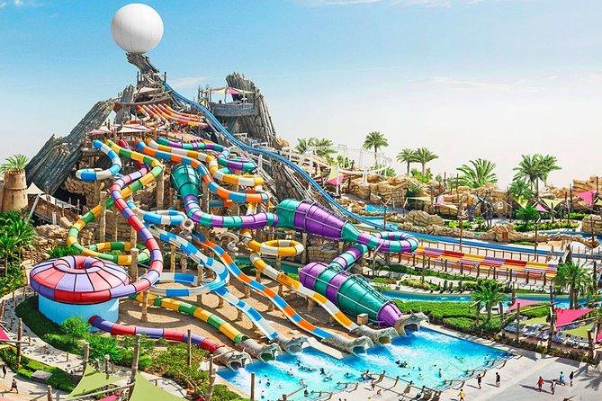 Yas Waterworld Abu Dhabi on Sharing Transfer