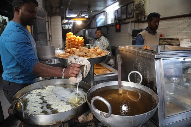 Audio Guide of Chandni Chowk Food, Delhi
