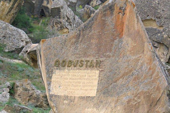 Gobustan National Park and Mud Volcanoes Tour (Baku, Azerbaijan)