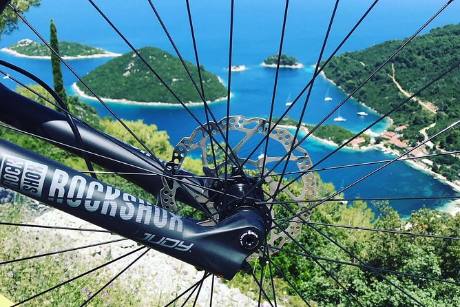 MTB rental National park Mljet