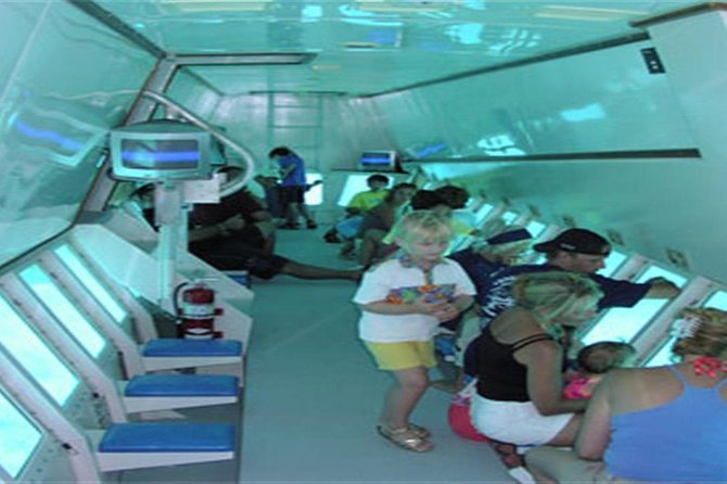 From Hurghada: 2-Hour Trip by Semi-Submarine photo 1